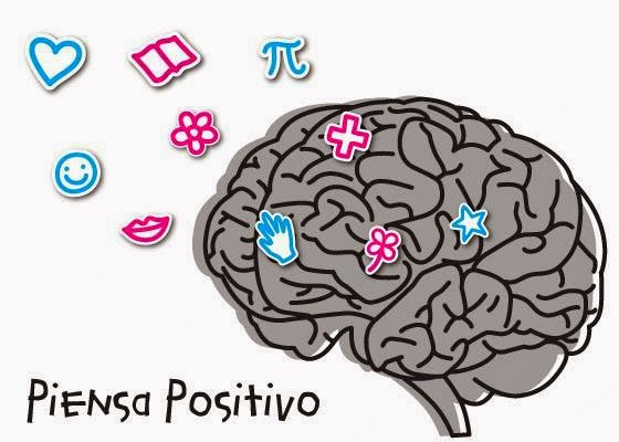 piensa positiva