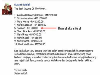 KELAB JUTAWAN - REAL PUNYA TARAK TIPU OK