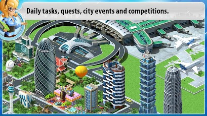 Megapolis City Builder android game