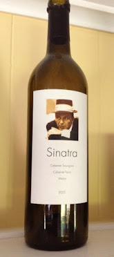 Sinatra, the wine