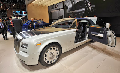 2012 rolls royce phantom series ii drophead coupe photo