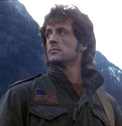 Film culte des années 80 : Rambo 1 First blood   Retour ...