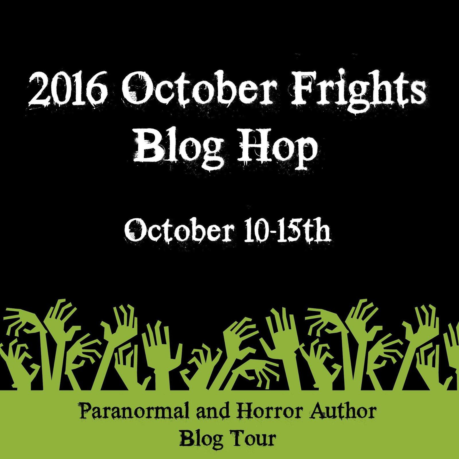 October Frights Blog Hop Oct 10-15