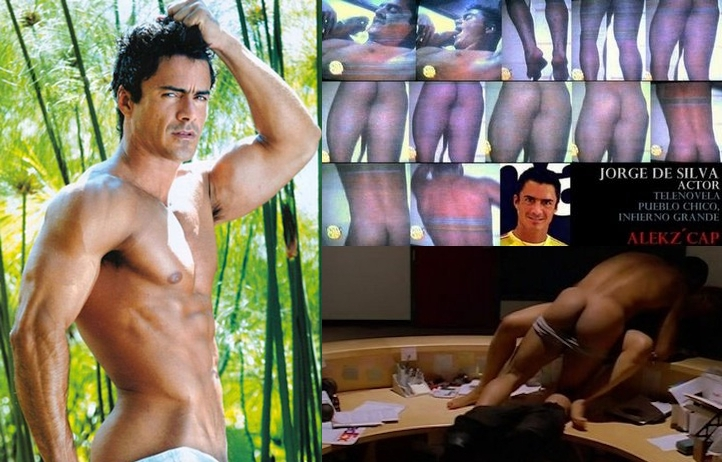 Jorge De Silva Naked 22