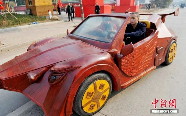 verdens peneste bil