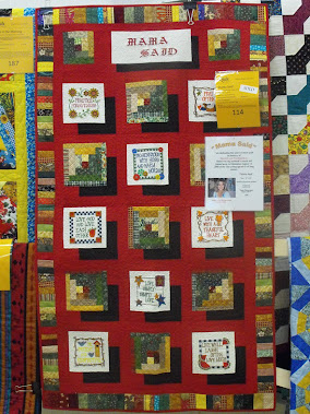 "2009 donation for  ""The Quilt"""