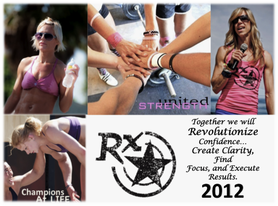 RX STAR: Revolutionizing Confidence through the Champion Mindset