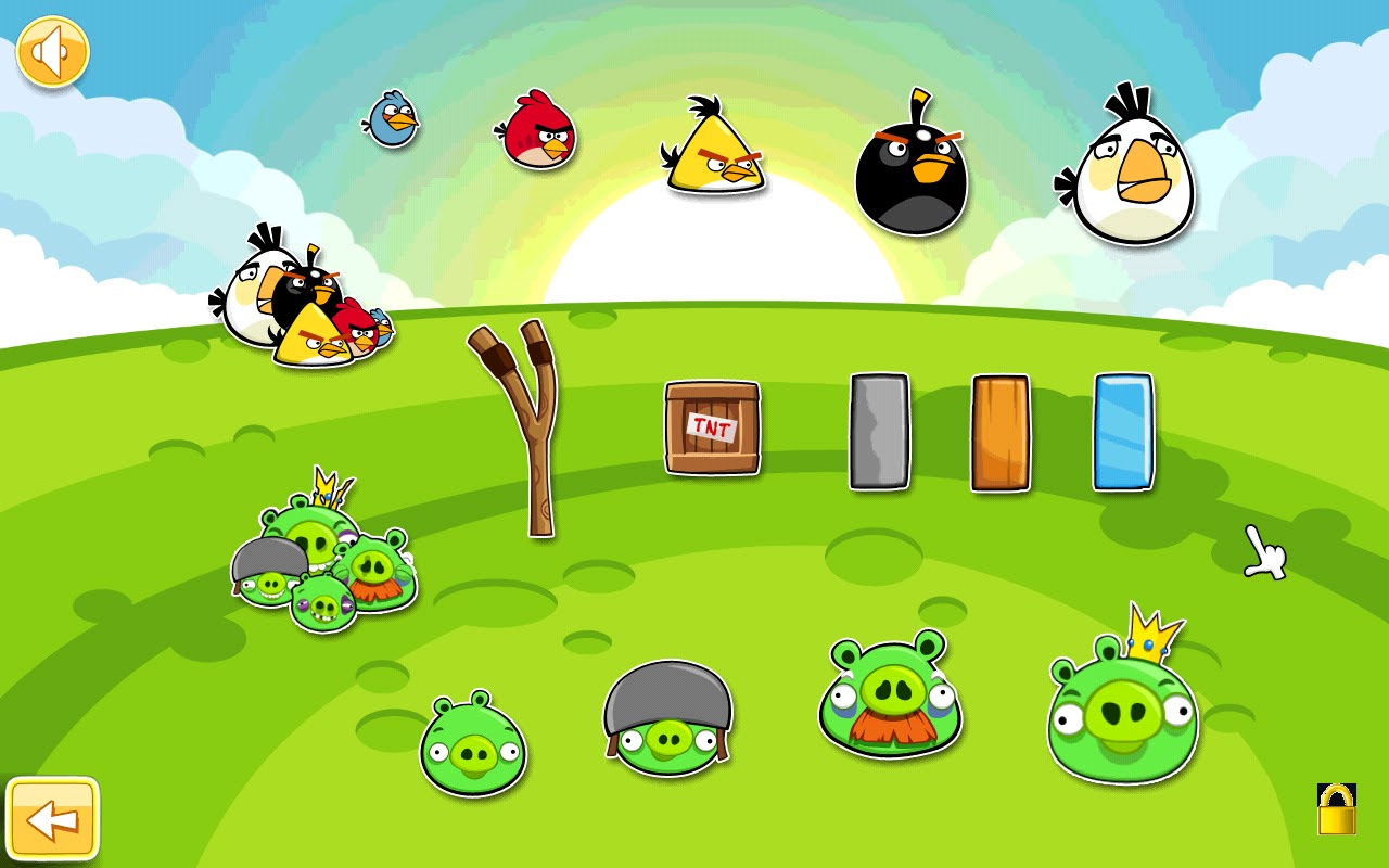 Angry Birds 3 Pack Video Games