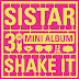 Sistar - Shake It [Mini-Album] (2015)