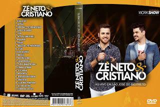 DVD Zé Neto & Cristiano – Ao Vivo Em São José do Rio Preto (2015)
