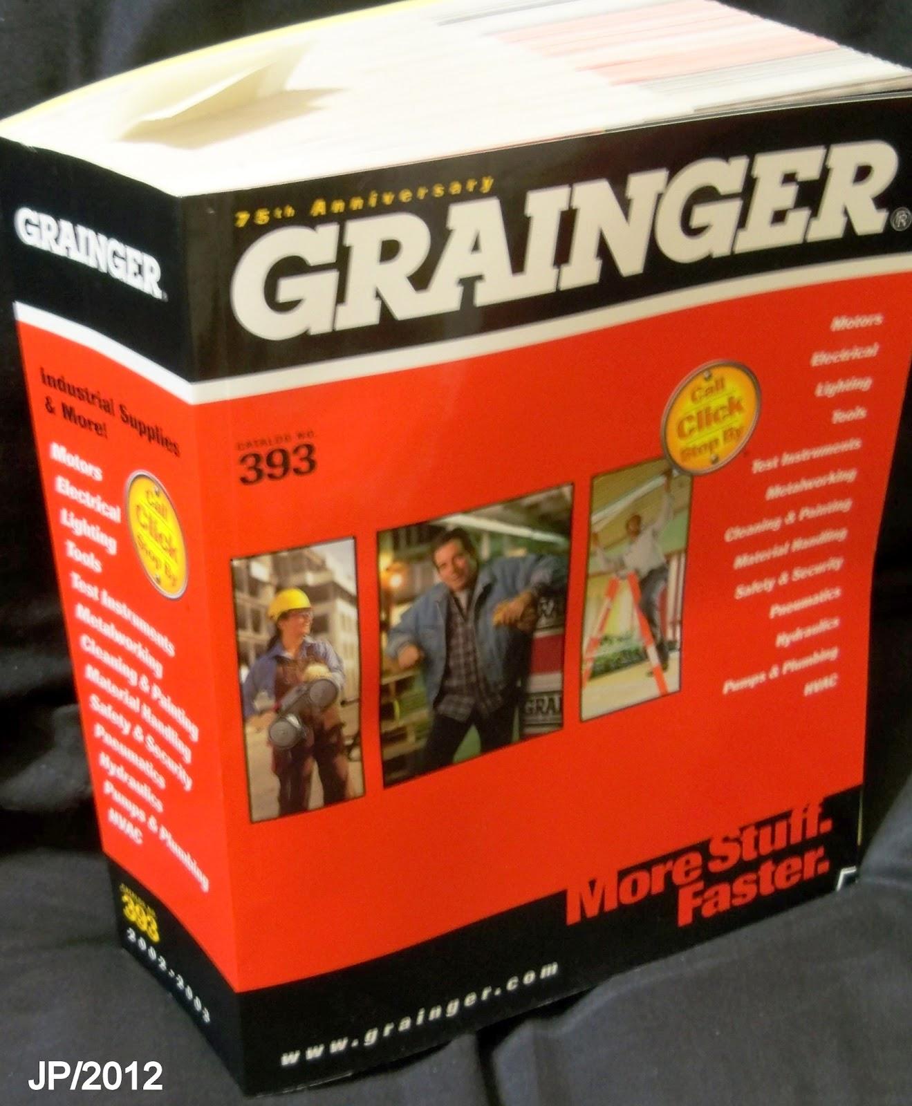 Grainger Company Car