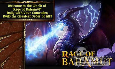 Rage of Bahamut | Android Games Cheat