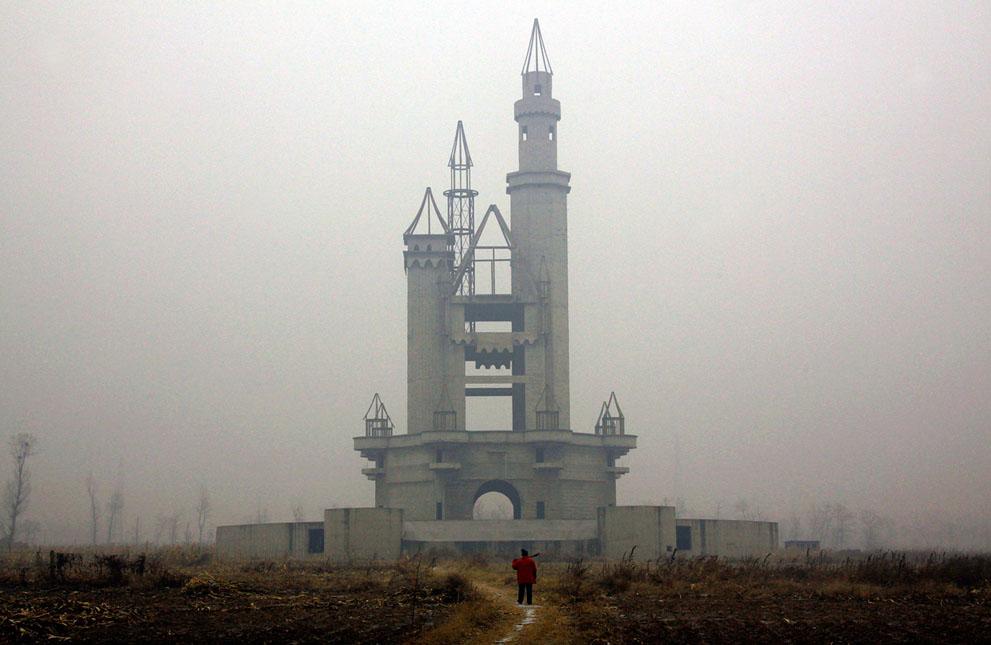 deserted places china 39 s abandoned wonderland