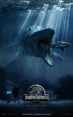 Jurassic World (2015)  Subtitel Indonesia [Update HDRip]