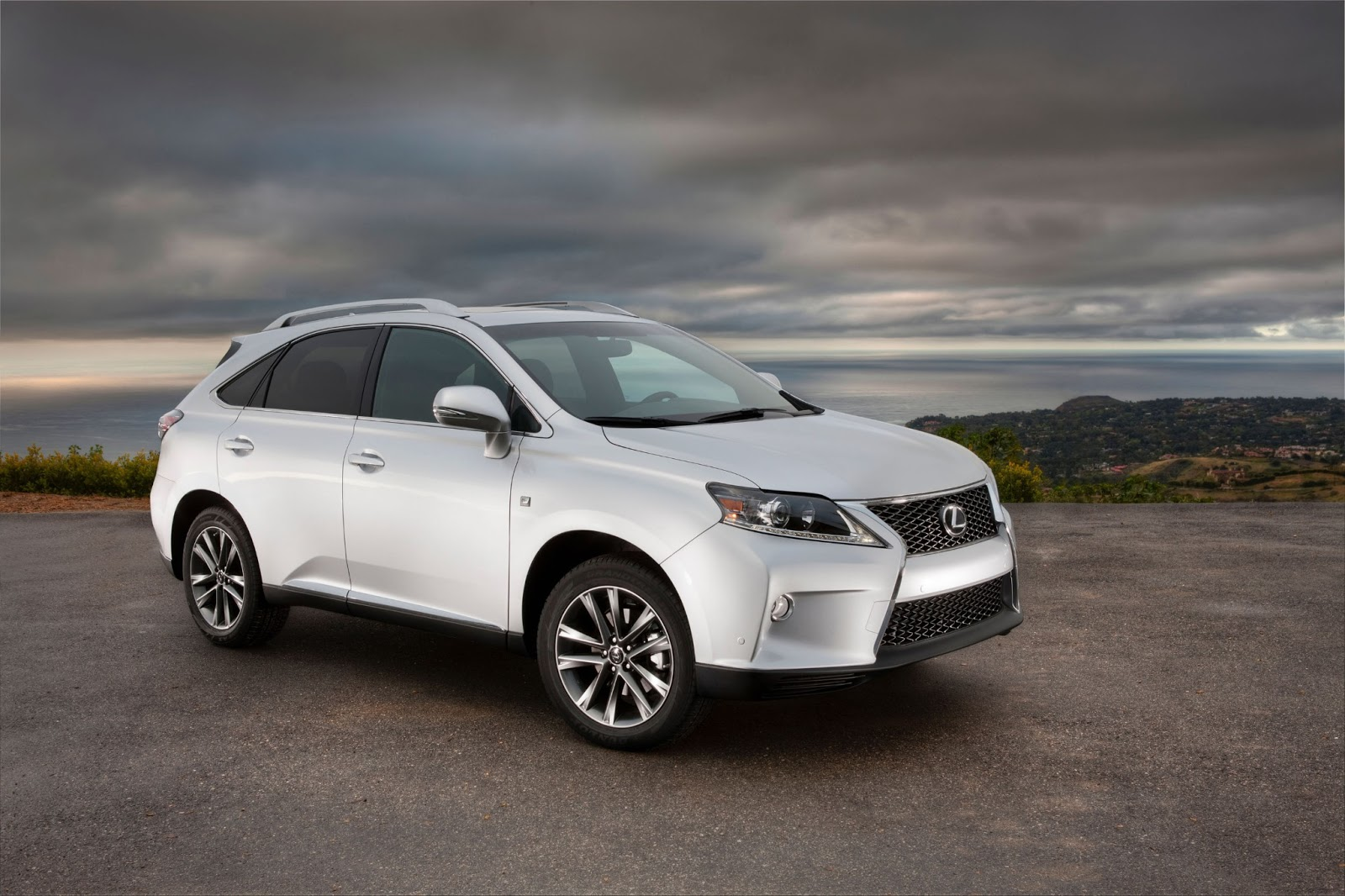 new car review 2013 lexus rx 350 f sport