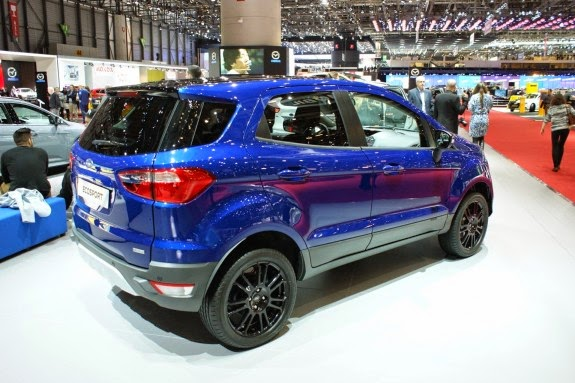 2015-2016 Ford EcoSport