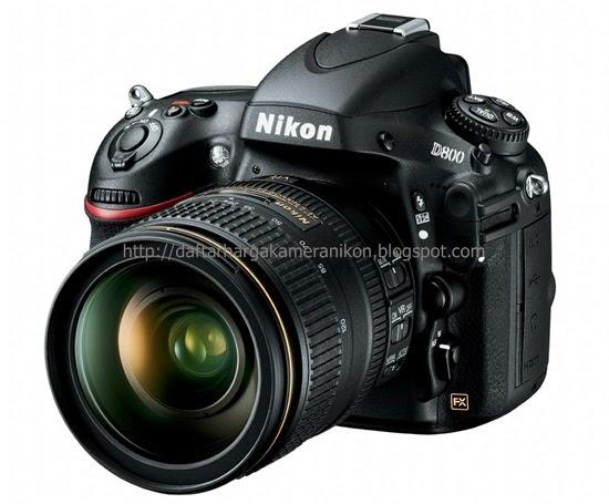 Harga Kamera DSLR Nikon D800