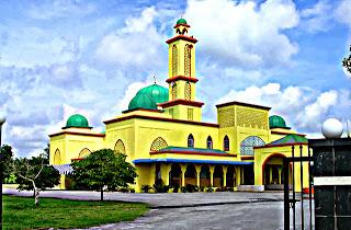 Masjid di Negeri Perak