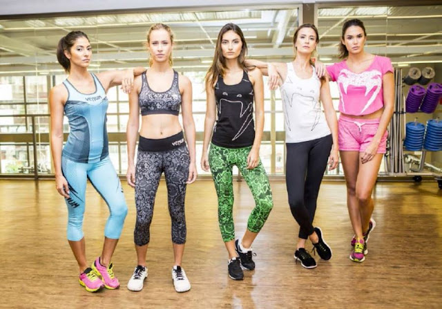 Fitness féminin : nouvelle collection Venum Women