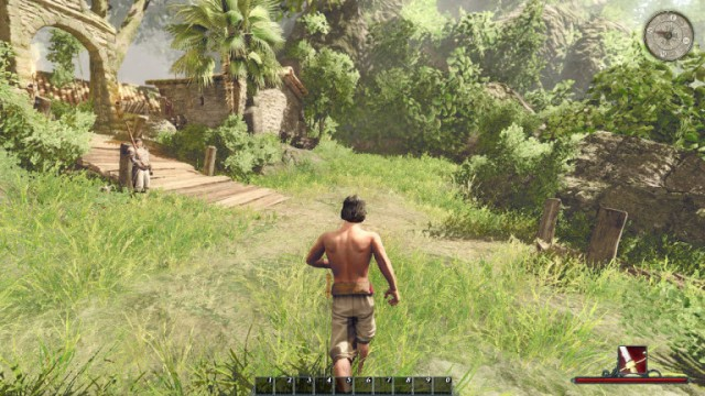 Risen 2 Dark Waters PC Games Gameplay
