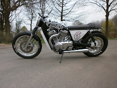 Ned&#39;s cafracer