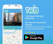Business App of the Month – Twib
