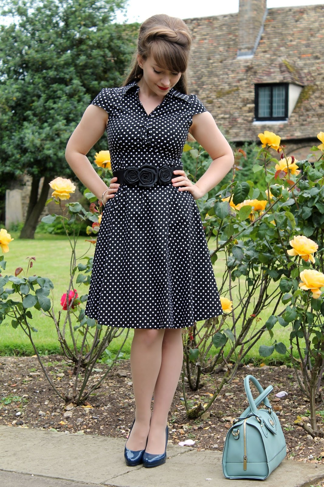 Hepcat dress Modcloth review