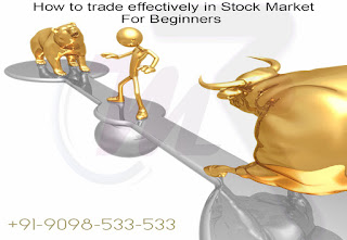 How to trade effectively in Stock Market: For Beginners - Money Classic Blog