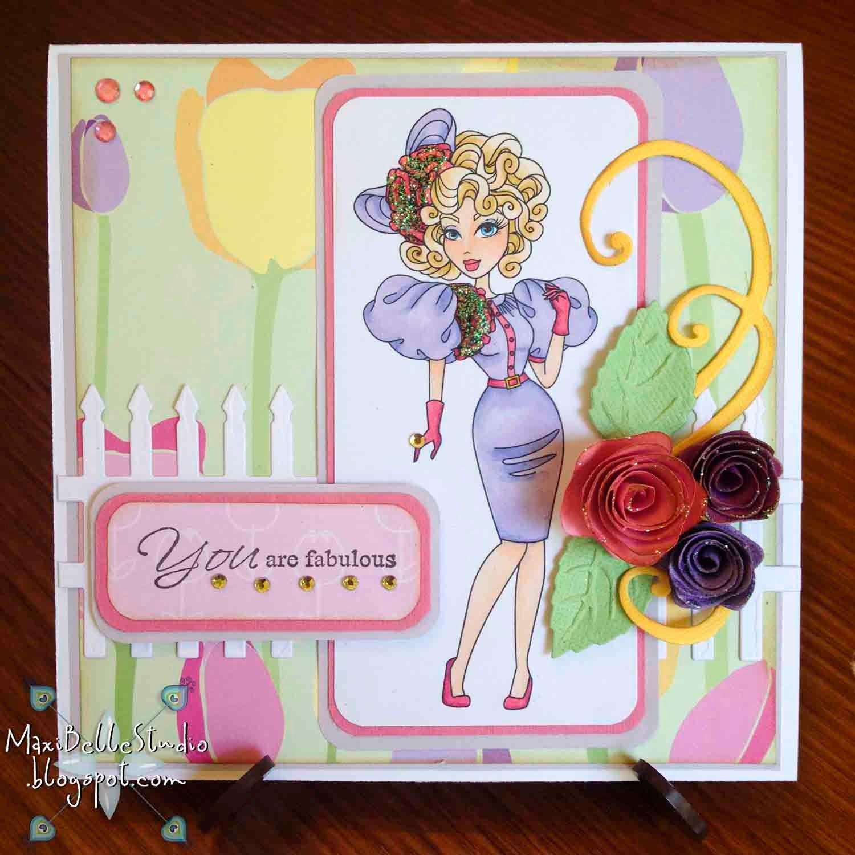 Sassy Studio Designs Effie Trinket