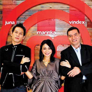 Juri Masterchef Indonesia Vindex Juna Marinka