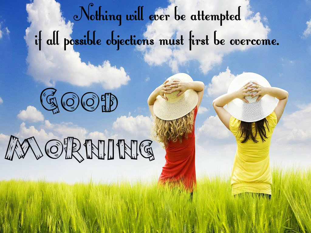 Good Morning Girls Wallpaper : Cute baby girl good morning wishes collection festival