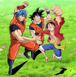Đảo Hải Tặc (Phần Ngoại Truyện) - One Piece X Toriko & Dragon Ball Z (2013) Poster