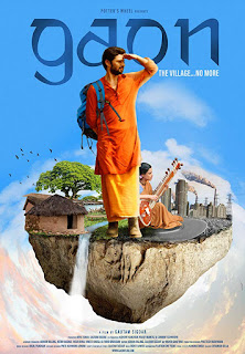 Gaon (2018) Hindi Movie HDTVRip | 720p | 480p