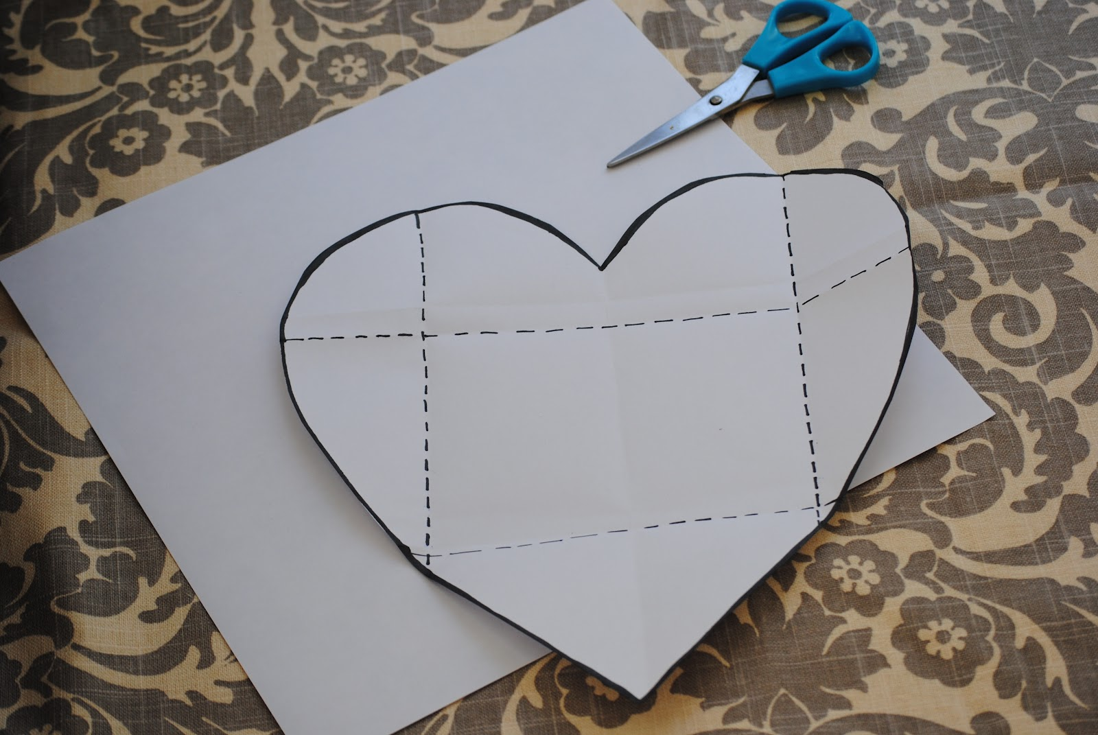 diy valentine u0027s day heart photo cards making lemonade