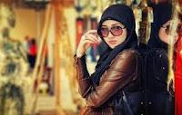 Model Hijab atau Jilbab Dian Pelangi Terbaru 2013
