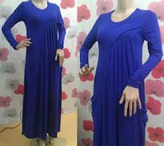 JUBAH DRESS ARABELLA