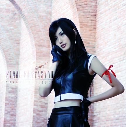 Final fantasy cosplay tifa - photo#27