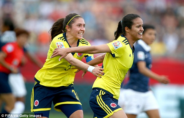 Highlights France 0 – 2 Colombia (Women World Cup)