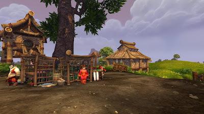 World of Warcraft Пандария