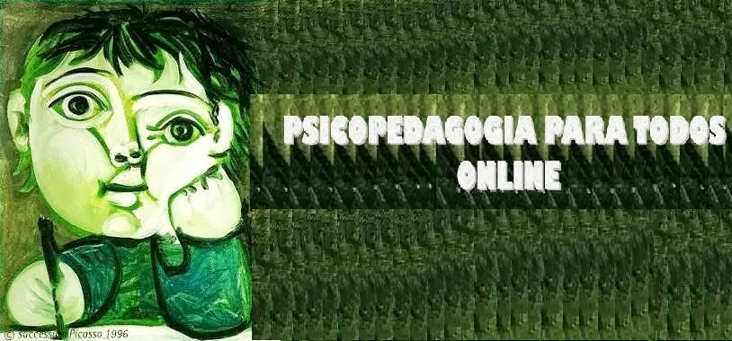 PSICOPEDAGOGIA PARA TODOS ONLINE