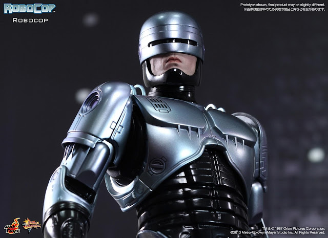 onesixthscalepictures: Hot Toys Robocop Robocop : Latest product ...