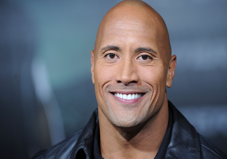 Dwayne Johnson (The Rock) Hd Free Wallpapers