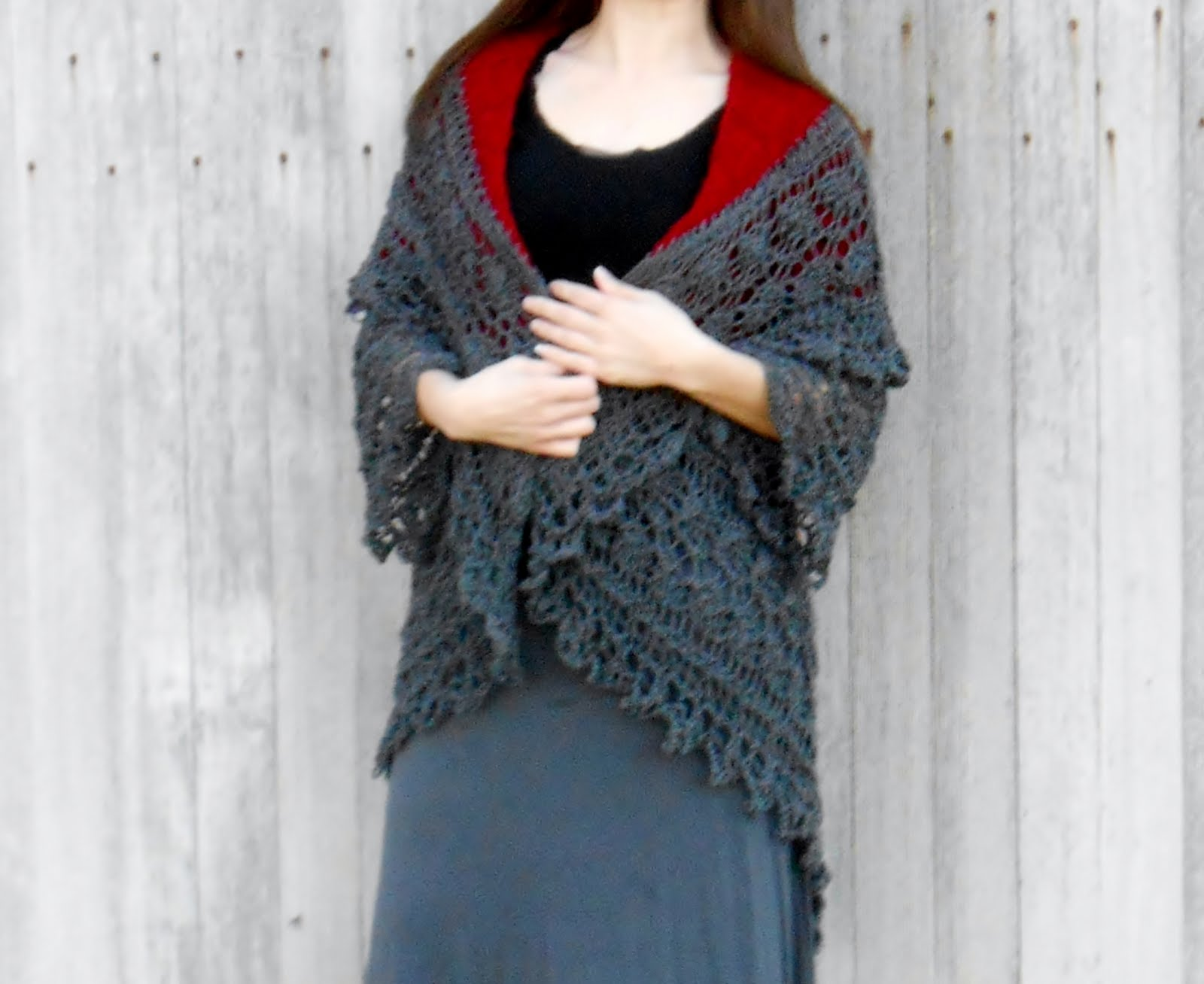 De-Vinely Bohemian Lace Shrug