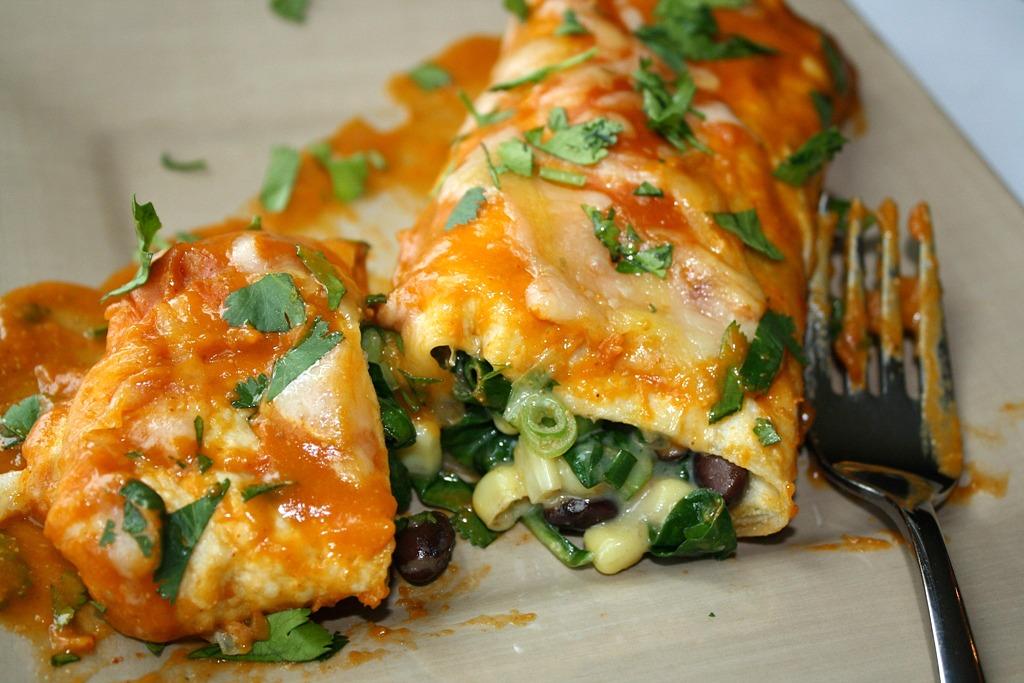 Vegetarian Enchilada Recipe - MamásLatinas