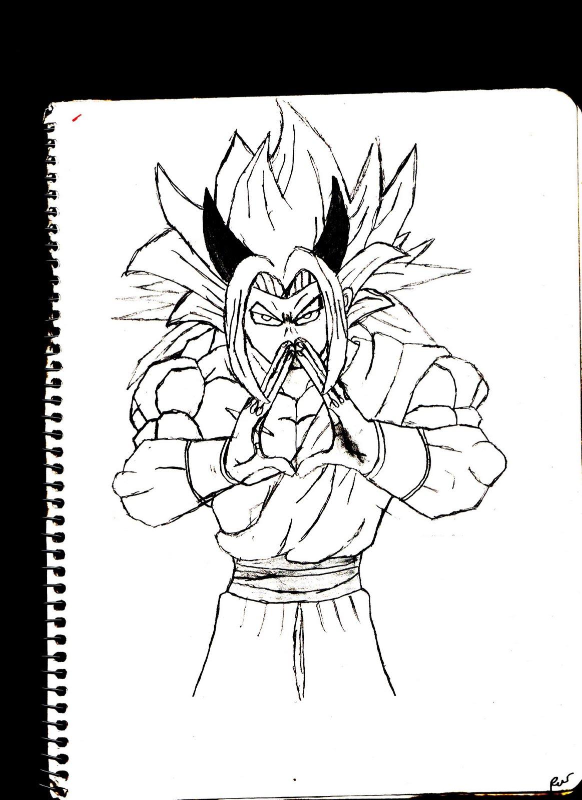 Imagenes Dibujos De Dragon Ball Z