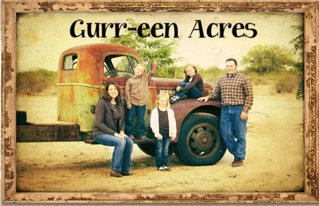 Gurr-een acres