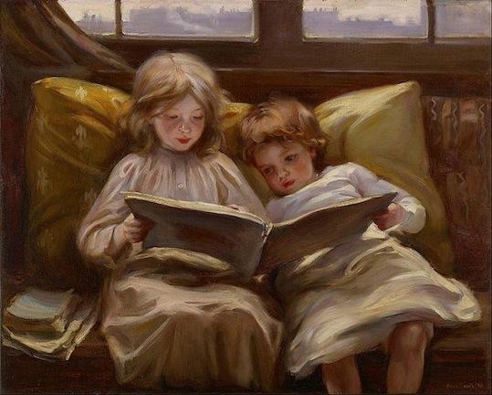 Laura Muntz Lyall. Una historia interesante, 1898