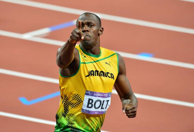 JO 2012 : Usain Bolt établit un record sur Twitter