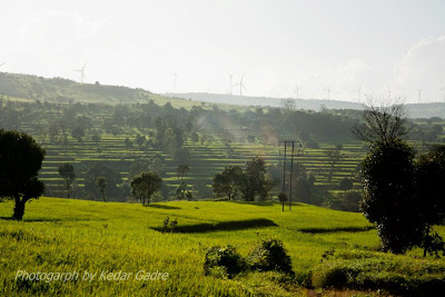 Valley near Kaas, Satara