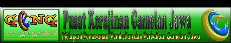 Pusat Kerajinan Gamelan Jawa